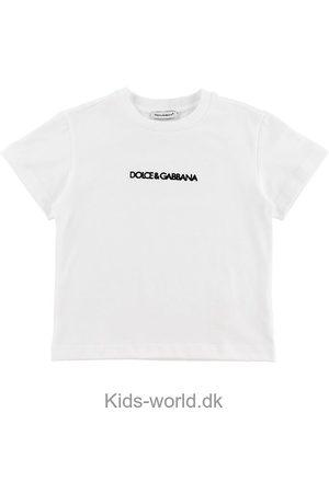 Dolce & Gabbana Kortærmede - T-shirt - DNA