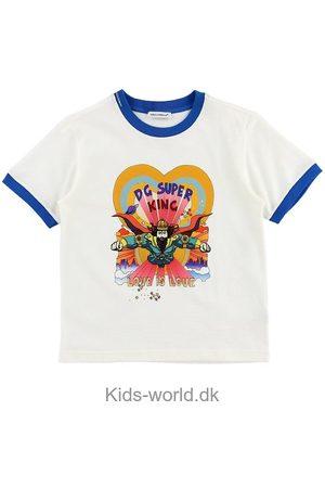 Dolce & Gabbana Dolce & Gabban T-shirt - Superhero
