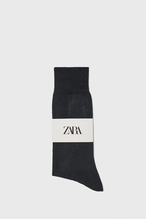 Zara Premium merceriserede strømper i bomuld