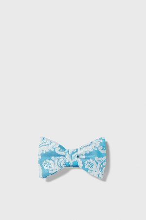 Zara Jacquardvævet butterfly med paisleymønster