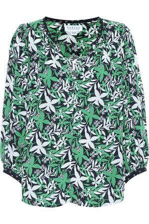 e09b9f7bb34e Køb Grønne bluser   tunikaer til Kvinder Online