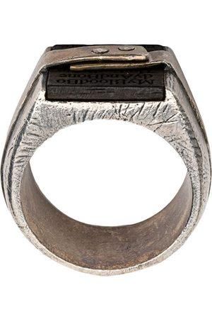TOBIAS WISTISEN Stablet ring