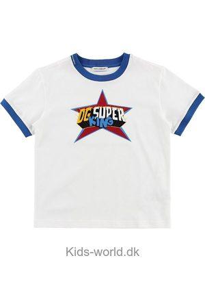 Dolce & Gabbana Kortærmede - T-shirt - Superhero