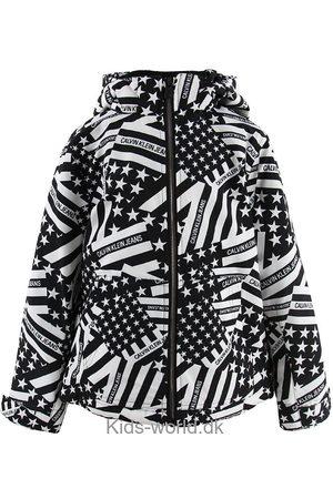 Calvin Klein Jakke - / m. Flag