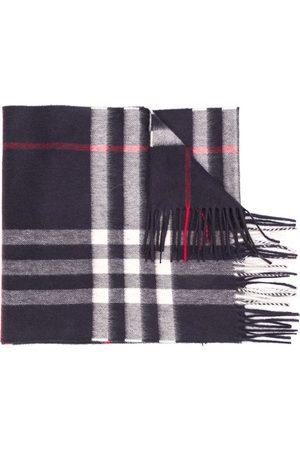 Burberry Klassisk tørklæde i kashmir med ternet mønster