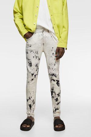 Zara Skinny jeans med batik