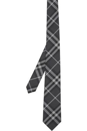 Burberry Ternet slips i silke med klassisk snit