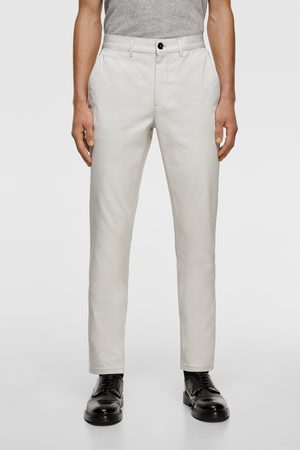 Zara Chinobukser slim fit