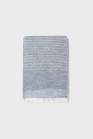 Zara Stribet tørklæde