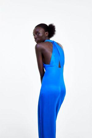 4d002b83857 Køb Zara Jumpsuits & Overalls til Kvinder Online | FASHIOLA.dk ...