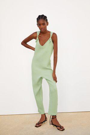 043d626dccc Køb Zara Jumpsuits & Overalls til Kvinder Online | FASHIOLA.dk | Sammenlign  & køb