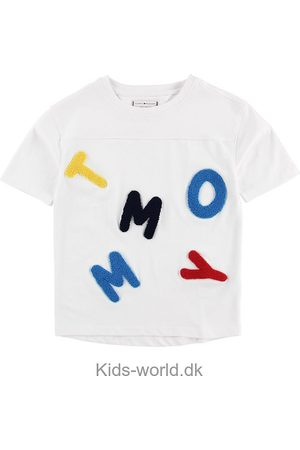 Tommy Hilfiger Kortærmede - T-shirt - m. Patches