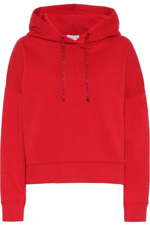 Moncler Cotton-blend hoodie