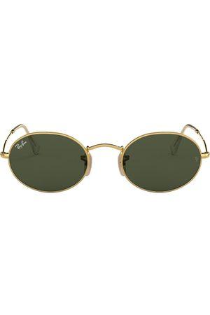 Ray-Ban RB3547-solbriller med ovalt stel