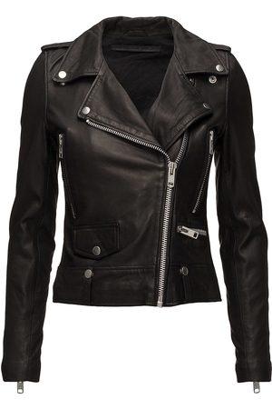 MDK / Munderingskompagniet Seattle Leather Jacket Læderjakke Skindjakke