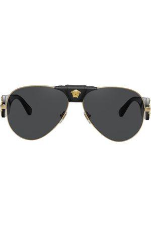 VERSACE Aviator-solbriller med Medusa-hoved