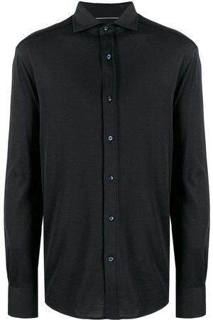 Brunello Cucinelli Mænd Langærmede - Skjorte med knapper