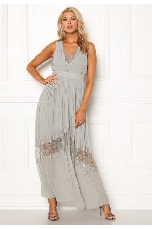 Little Mistress Waterlily Lace Maxi Dress Waterlily XS (UK8)