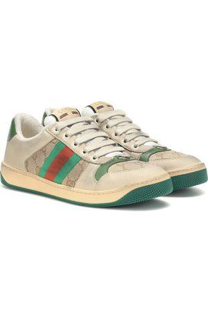 Gucci Kvinder Sneakers - Screener leather sneakers