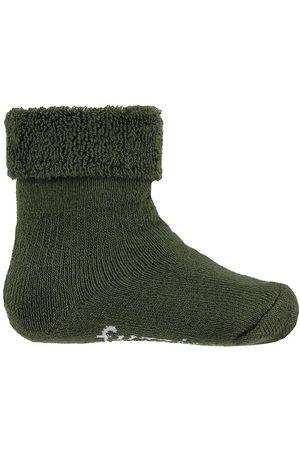 Fuzzies Strømper & Sokker - Gåstrømper - Flaskegrøn