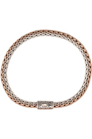 John Hardy Vendbar Classic Chain-armbånd