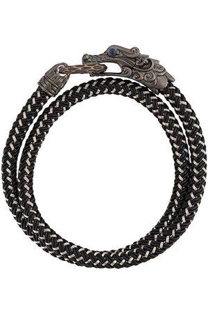 John Hardy Naga Wrap-armbånd