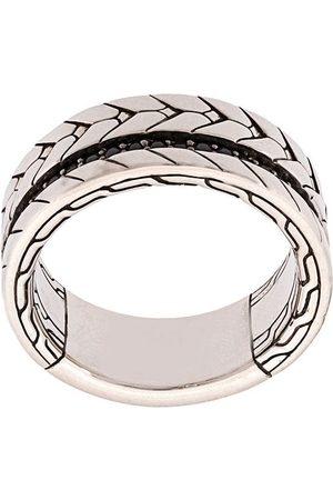 John Hardy Mænd Ringe - Classic Chain Band-ring