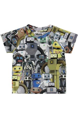 Molo T-shirt - Emmett - Robots