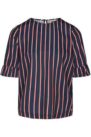 Cost:Bart Kortærmede - T-shirt - Enrica - Navystribet