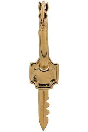 NORTHSKULL Mænd Øreringe & Ørestikker - ørering med nøgle-vedhæng