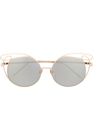 Linda Farrow Precious-solbriller