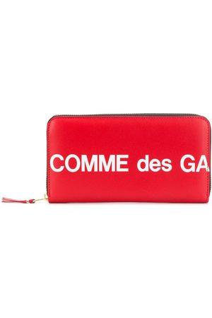 Comme des Garçons Rektangulær pung med logotryk