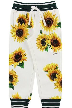 Dolce & Gabbana Joggingbukser - Sweatpants - Sunflower