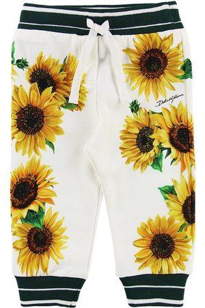 Dolce & Gabbana Joggingbukser - Sweatpants - Sunflower
