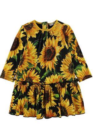 Dolce & Gabbana Kjole m. Bloomers - Sunflower