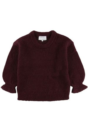 Designers Remix Sweatshirts - Sweater - Ilia - Rouge Noir