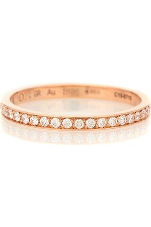 Repossi Kvinder Ringe - Berbere XS 18kt rose gold ring with diamonds