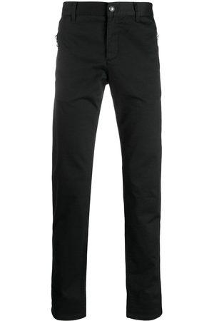 Balmain Jeans med smal pasform og lynlås