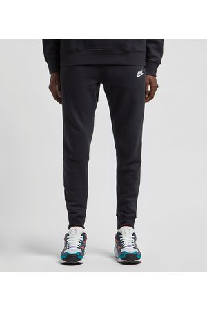 Nike Club Cuffed Fleece Pants, Sort