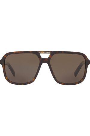 Dolce & Gabbana Mænd Solbriller - Aviator-solbriller