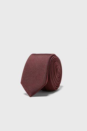 Zara Mænd Slips - Smalt ottoman slips