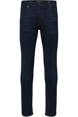Selected Mænd Slim - Slhslim-Leon 6155 Bb Super St Jns J Noos Slim Jeans