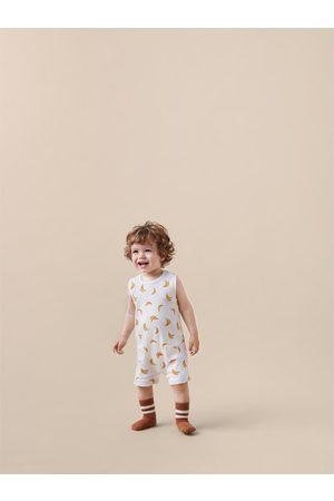 Zara Baby Pyjamas - Pyjamas med bananer