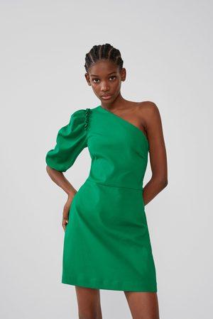 Zara Asymmetrisk kjole