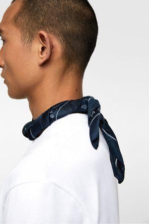 Zara Mønstret bandana tørklæde