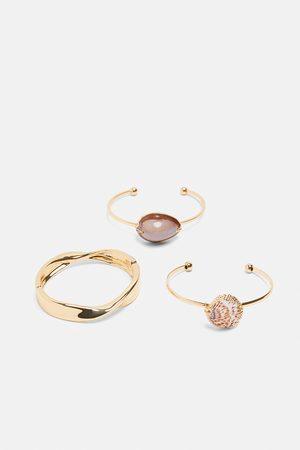 Zara Pakke med 3 forskellige armbånd