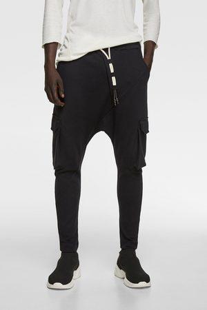 Zara Baggy cargo bukser