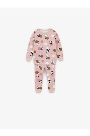 Zara Pyjamas med pandaprint