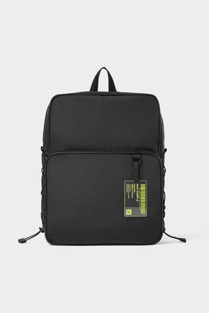 Zara Basic rygsæk i nylon