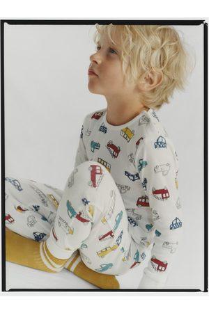 Zara Pyjamas med bilmotiver